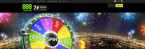 888casino is a great place to play online casino games